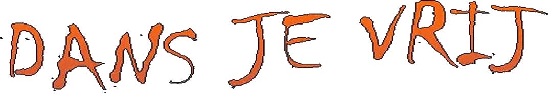 DansJeVrij! logo